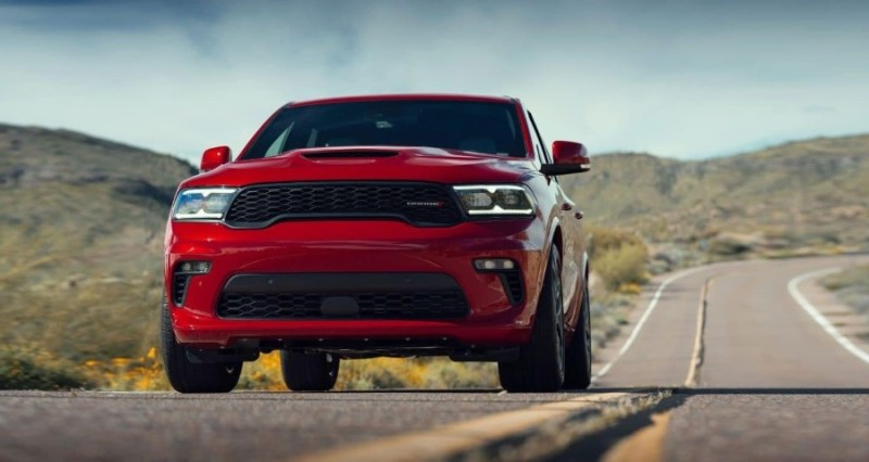 New Dodge Durango SUV For a Women