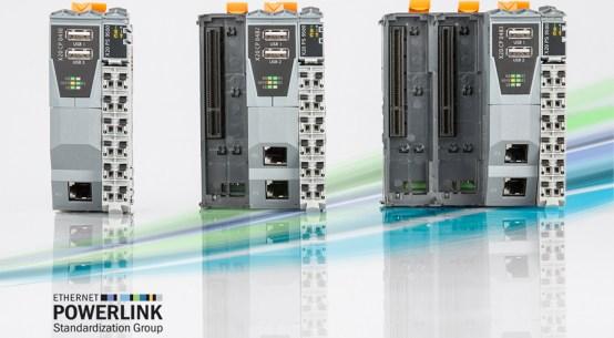 B&R의 신제품인 컴팩트한 Compact-S 컨트롤러는 모듈 방식으로 확장될 수 있고 성능별로 5개의 종류가 있다.