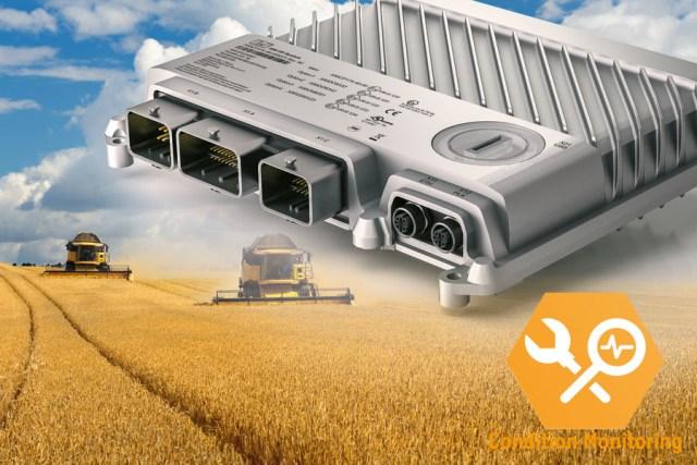 B&R은 Agritechnica에서 모바일 어플리케이션을 위한 상태 모니터링 솔루션을 제시할 예정이다. 상태 모니터링 기능이 통합된 X90 컨트롤러는 농기계 운전자가 기기의 상태를 지속적으로 모니터링할 수 있도록 한다.