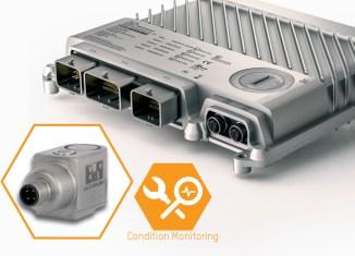 옵션의 상태 모니터링 회로 기판은 이동식 기기의 고장에 대해 미리 경보한다.