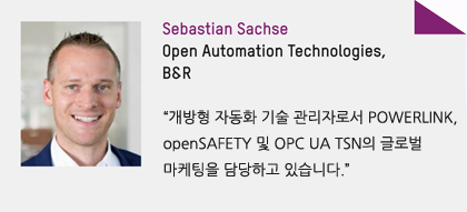 Sebastian Sachse Open Automation Technologies, B&R