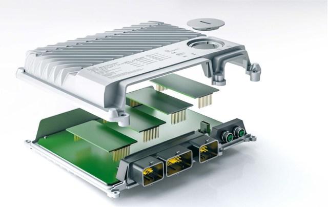 X90 컨트롤러의 모듈형 설계 덕분에, 인터페이스, 조건 감시 또는 장래의 PLe 등급의 안전 입출력과 같은 추가 기능을 용이하게 추가할 수 있다.