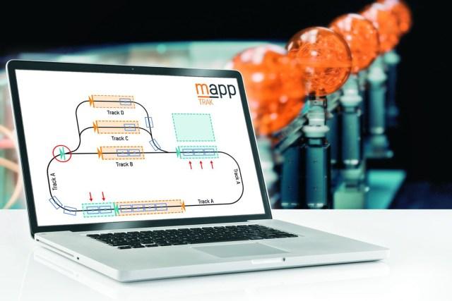 mapp Trak은 지능형 수송 시스템을 사용하기 쉽게 도와준다.