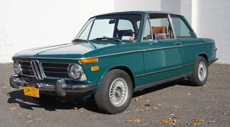 1972 BMW 2002 : M20 Swap