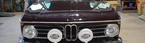 1972 BMW 2002 Resto-mod