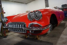 1959 Corvette Custom Automotion Classsics