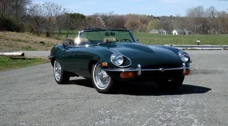 1969 Jaguar XKE Open Two Seater