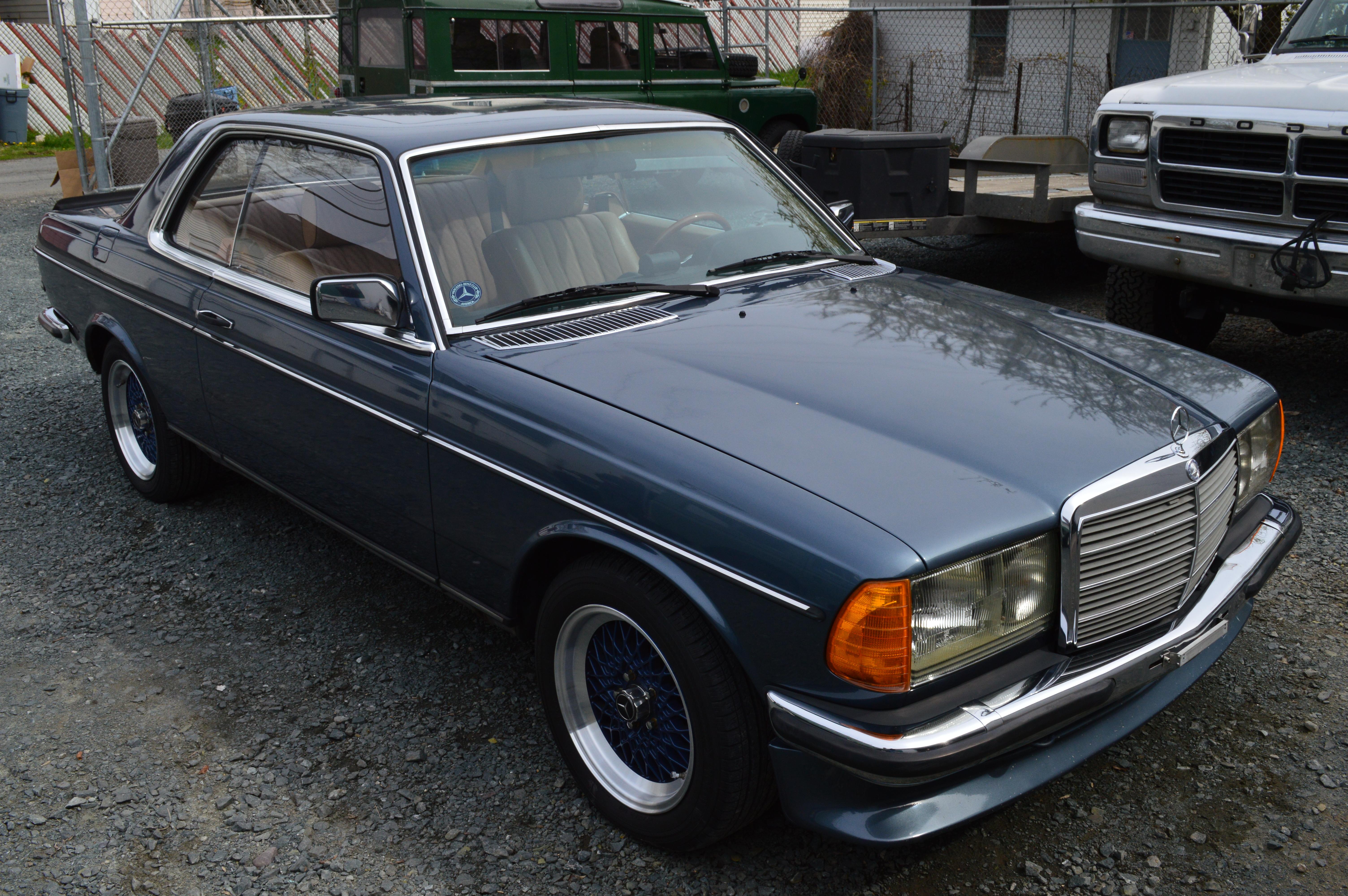 1982 Mercedes 280CE Restoration – Automotion Classics