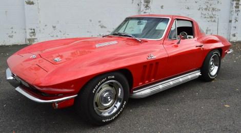 1966 Corvette : Big Block 4 speed Coupe