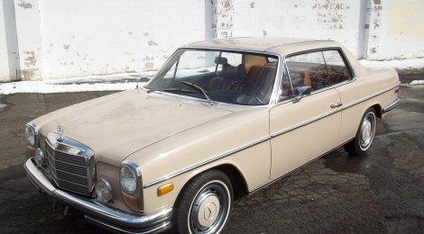 SOLD 1970 Mercedes 250C