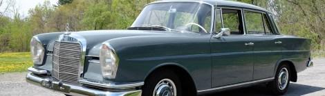 1965 Mercedes-Benz 230S 4-Speed