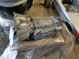 ZF Automatic Transmission rebuilt by factory authorized dealer.