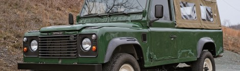 1990 Defender 110 3-Door : 200TDi Automatic Conversion