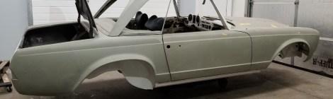 1968 Mercedes 280SL