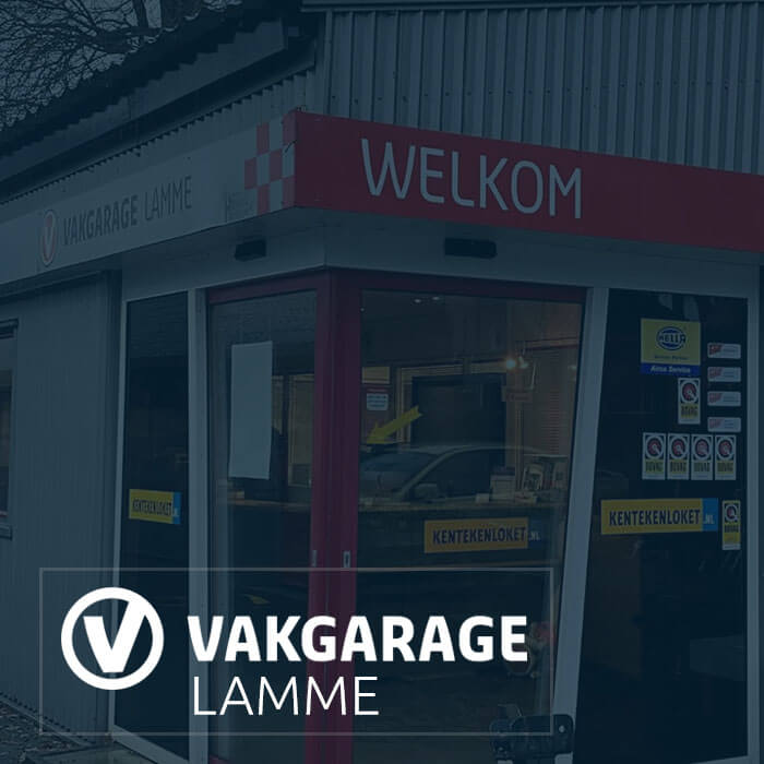 Vakgarage Lamme partner