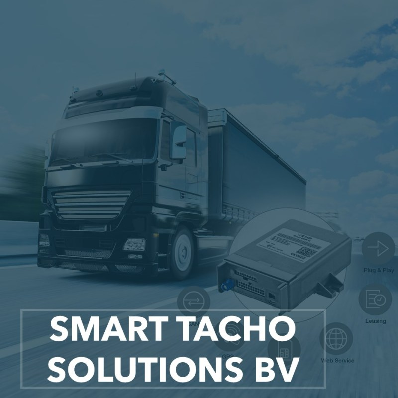 Smart Tacho Solutions Partner tegel