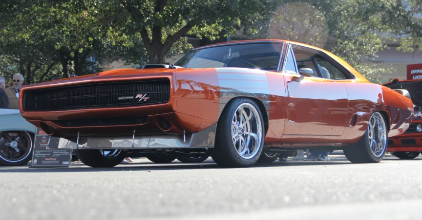 1970 Dodge Charger Show Car