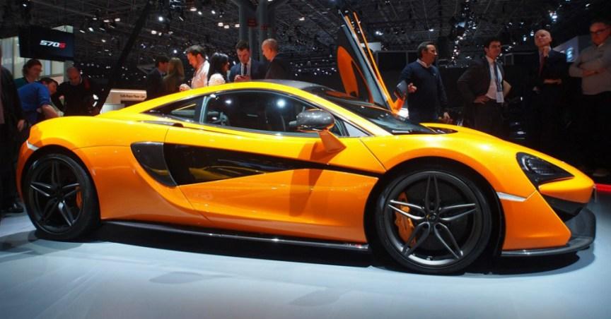 2015 McLaren 570S
