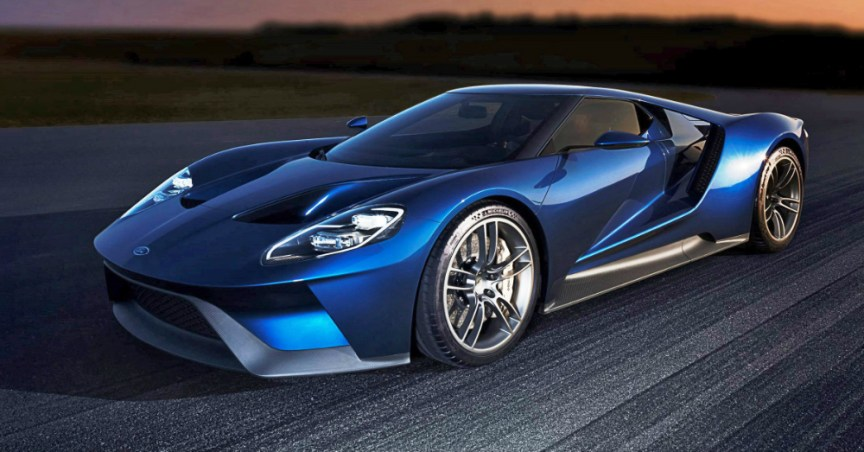 01.01.16 - 2017 Ford GT