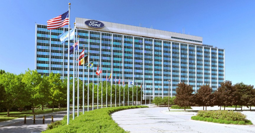 05.05.16 - Ford Headquarters