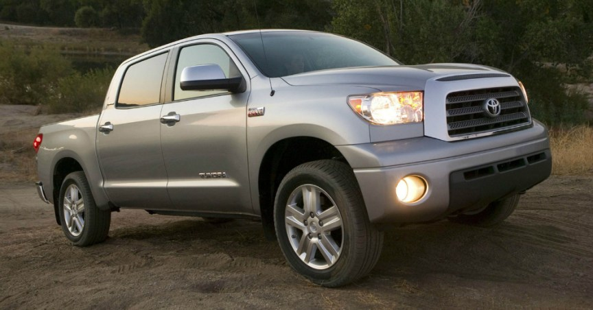 06.14.16 - 2007 Toyota Tundra