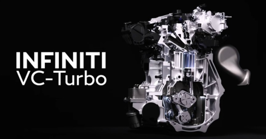 11.10.16 - Infiniti 2.0-liter VC-Turbo Engine