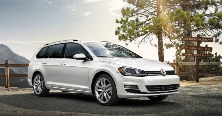 12.07.16 - Volkswagen Golf SportWagen
