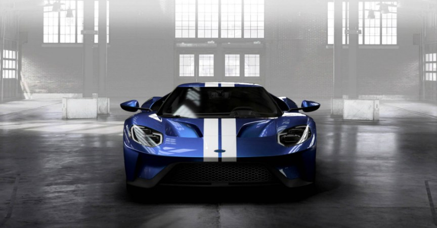 01.11.17 - Ford GT