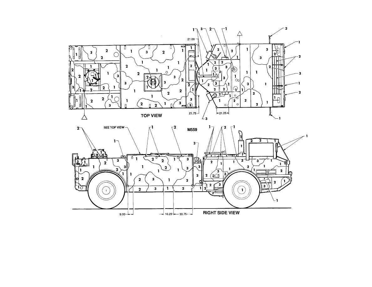 Figure 75 Truck Tank Fuel Servicing Gallon 4 X 4