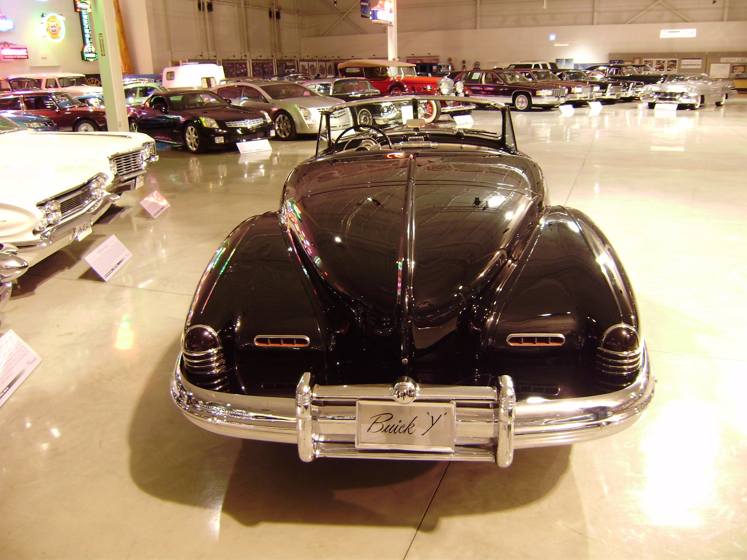 Buick Y Job GM Heritage Centre