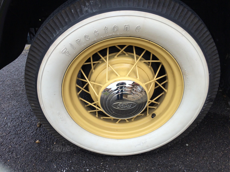 Wheels Day Model A Prep
