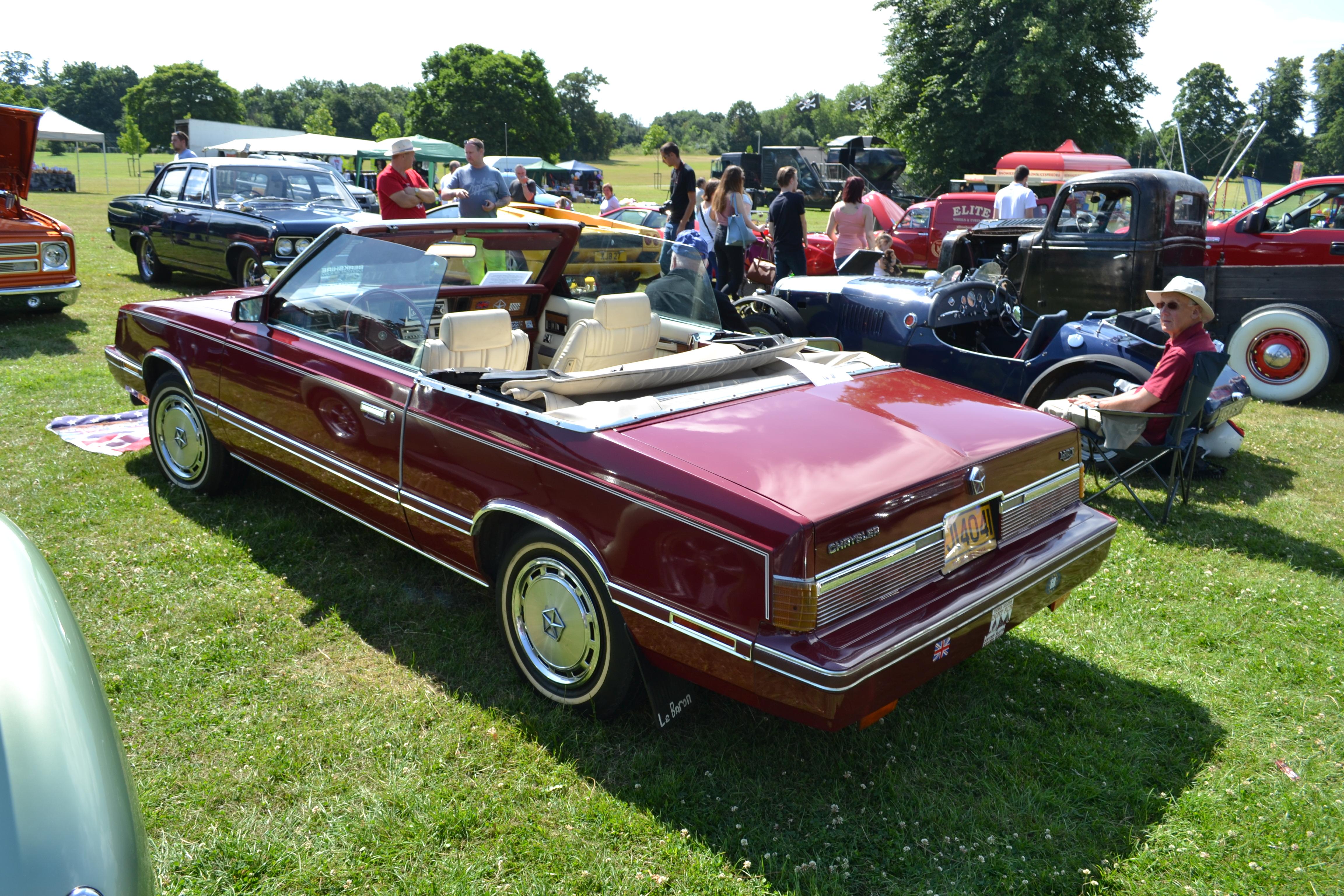 Berkshire Motor Show 2017