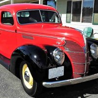 Salesman's 1939 Ford coupe - Classic Cars.com Journal