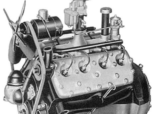 Ford Flathead V8 - 1932 thru 1953 Archives – Automotive American