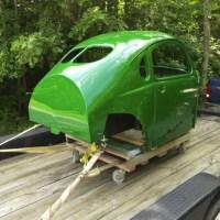 1929 Ford Cabin Speedster - Charlie Yapp @Secrets of Speed Society