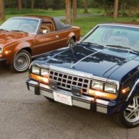 Sundancer – 1981 AMC Eagle Sundancer, 1982 AMC Concord Sundancer - Jeff Koch @Hemmings