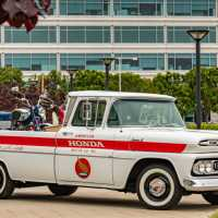 Honda Restored A Chevy Truck Because History Matters More Than Brand - Christopher Smith @Motor1.com