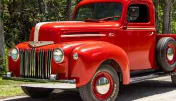 car vehicle vintage chrome