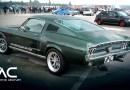 Stromae – Alors On Danse (Dubdogz Remix) / Ford Mustang 1968 GT-390 BULLITT / Parody