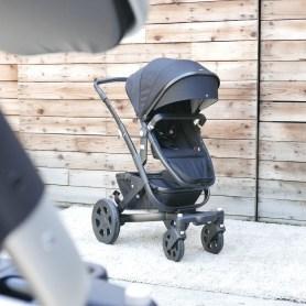 Noir Joolz Mono Studio Collection Baby Stroller