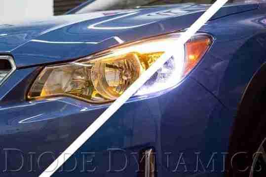 New Left driver headlight light with bulbs for 2015 2016 2017 2018 2019 WRX
