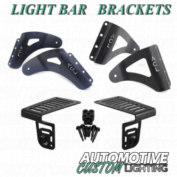 Light Bar Brackets