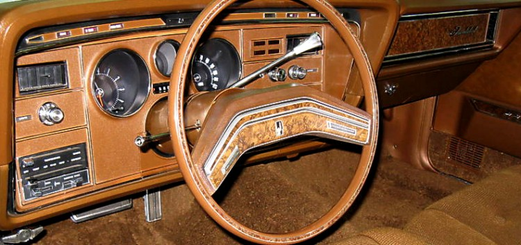 1976 Ford Thunderbird Optional Equipment