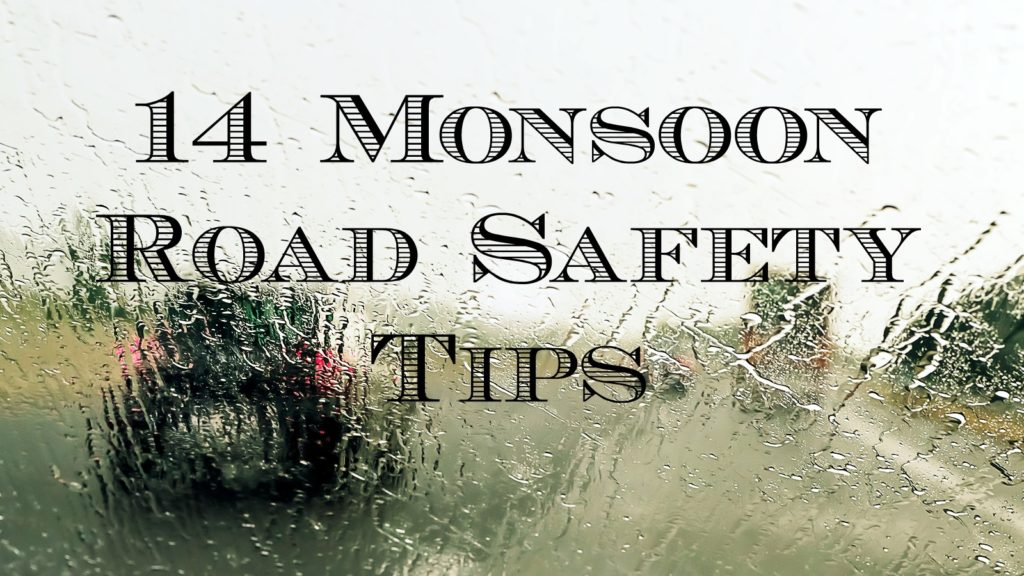 14 Monsoon Road Safety Tips %e2%89%a4 Auto Repair Mechanic Phoenix Az Virginia Auto Service