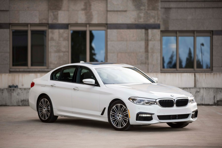 2017 BMW 5 Series: Yesterday a Vision, Today a Reality ...