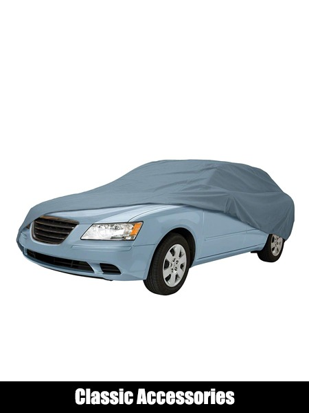 Classic Accessories OverDrive PolyPro 1 Full Size Sedan - Top 10 Car Cover Reviews