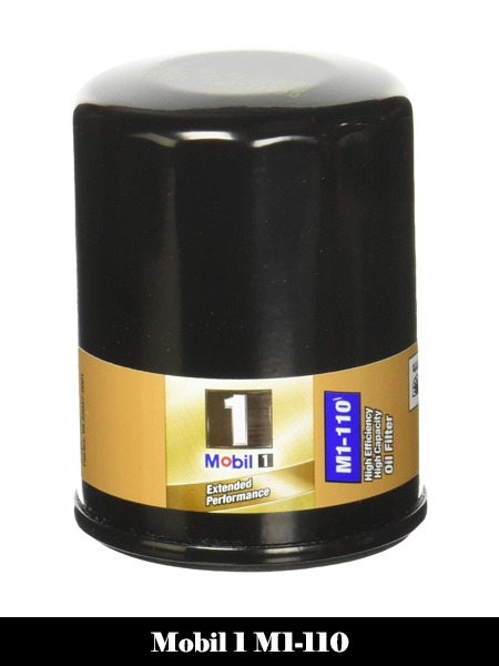 Mobil 1 M1-110 M1-110A Extended Performance Oil Filter-Top 10 Best Oil Filters Reviews