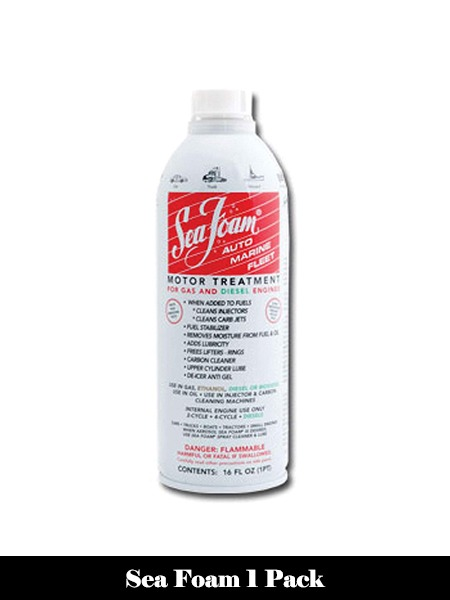 Sea Foam 1 Pack (16 Ounce) Extreme Marine & Rv SF-16 Seafoam Liquid 16 Fl Oz-Top 10 Best Engine Flushes for Cars Reviews