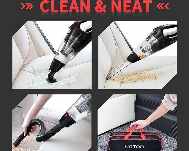 Top 10 Best Car Vacuum Cleaners Review