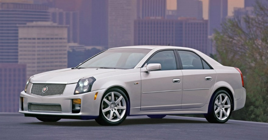 Cadillac CTS-V 2004